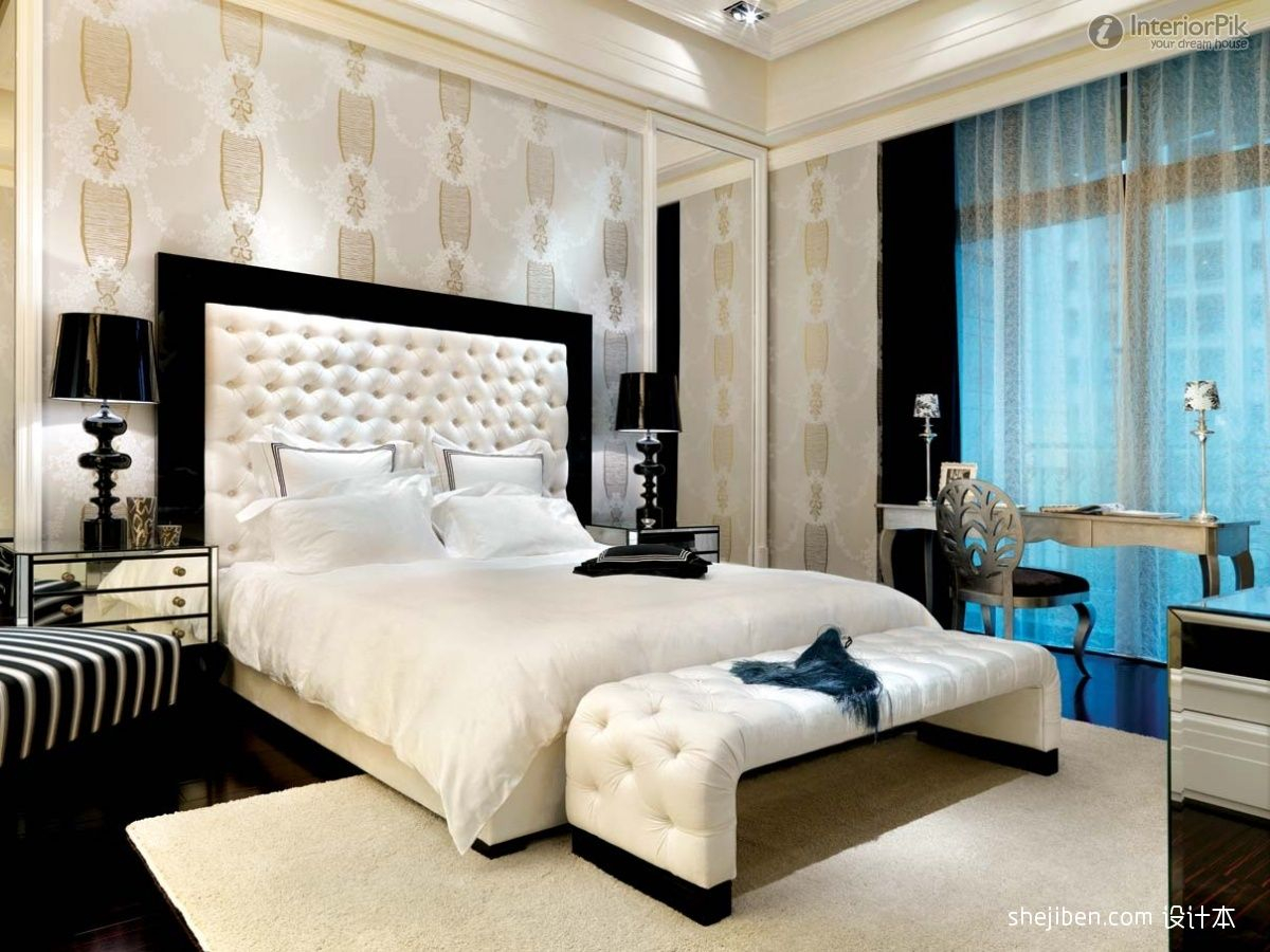 Master Bedrooms Master Bedroom Wallpaper Decoration Modern intended for 11 Genius Tricks of How to Make Modern Bedroom Wallpaper Ideas