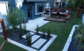 Mesmerizing Modern Landscaping Ideas For Small Backyards Pics Design in Landscaping Ideas Small Backyard