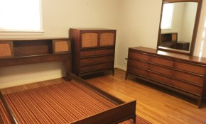 Mid Century Walnut Bedroom Set Rhythm Collection Lane Epoch for 15 Some of the Coolest Ideas How to Makeover Mid Century Modern Bedroom Set