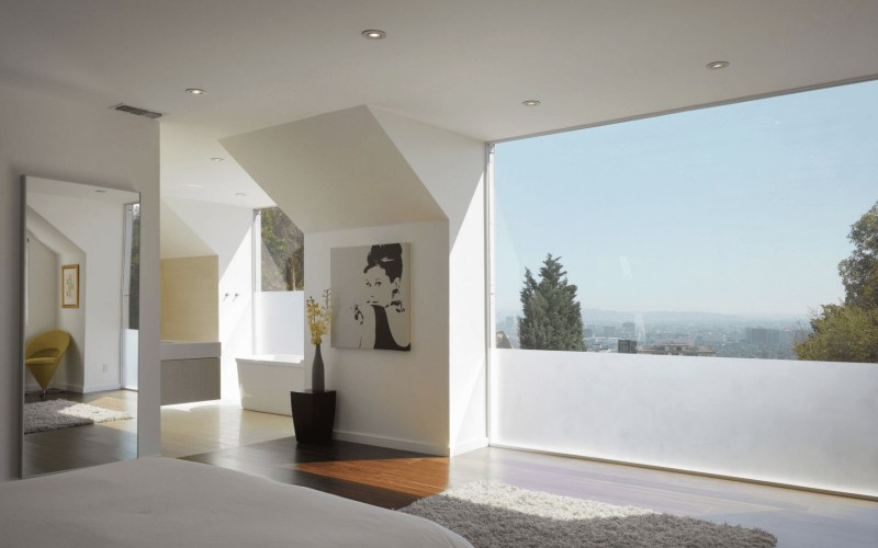 Modern Window Treatment Ideas Freshome within 11 Smart Initiatives of How to Make Modern Window Treatments For Bedroom
