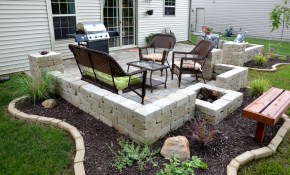 Patio Ideas Diy Rocket Social with 15 Clever Tricks of How to Improve Stone Patio Ideas Backyard