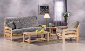 Pin Myblueangeldesigns On Rv Futon Couch Couch Night Day regarding Futon Living Room Set