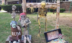 Pirates Cove In Haunted Hollows All Things Halloween In 2019 pertaining to 13 Genius Ideas How to Build Backyard Halloween Decorations