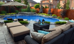 Sad To Say Goode To Another Wonderful Pool Season Top 50 Pool regarding Backyard Paradise Landscaping