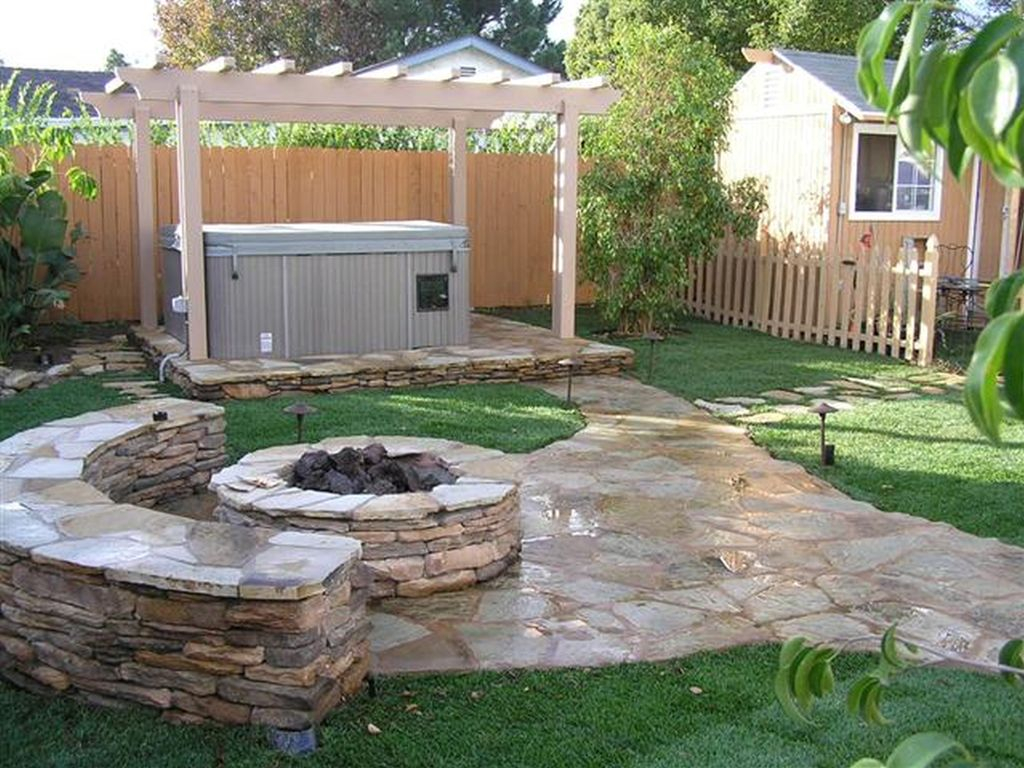Simple Concrete Patio Design Ideas To Create Luxury For Cheap for 15 Some of the Coolest Designs of How to Improve Patio Backyard Design Ideas