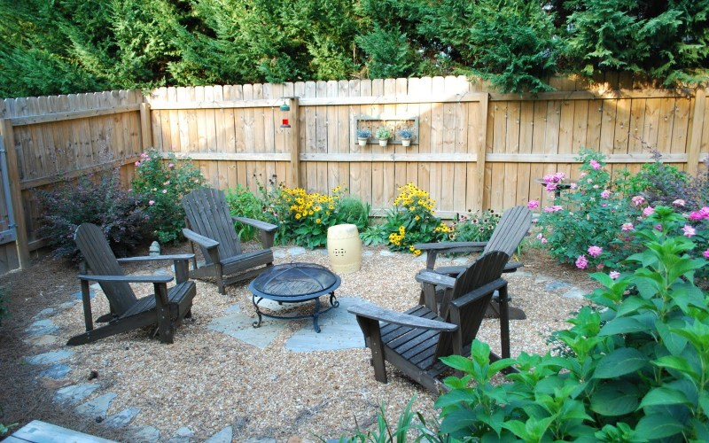 Simple Setup For Fire Pit In Backyard Garden Fire Pit Backyard throughout 14 Clever Tricks of How to Build Backyard Setup Ideas