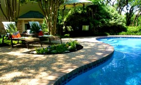 Small Backyard Swimming Pool Ideas Pools For Very Yards Options intended for Small Backyard Pool Landscaping Ideas