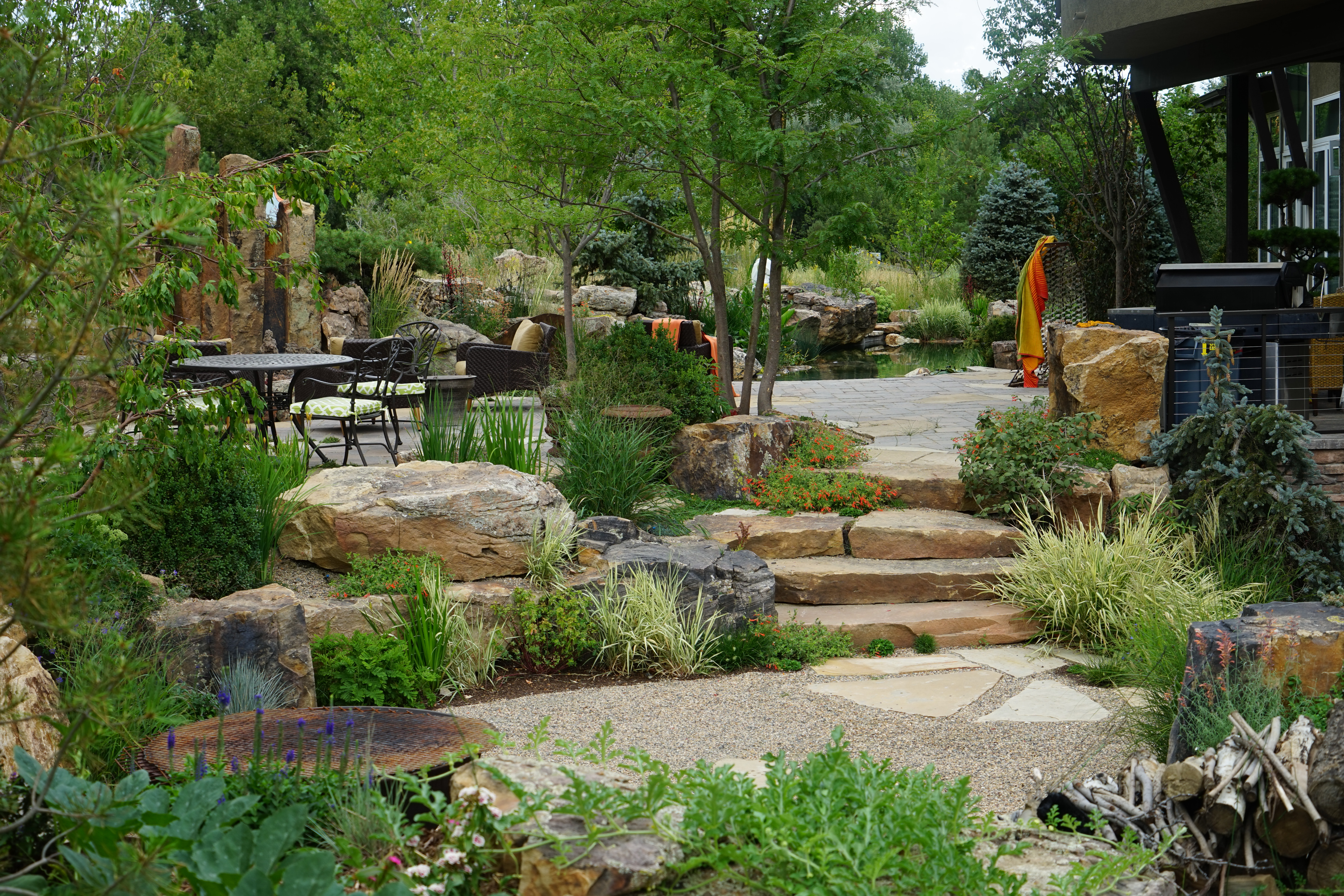 Start Planning Your Landscaping Projects Now Heres How The regarding 14 Some of the Coolest Ways How to Build How To Landscape A Backyard