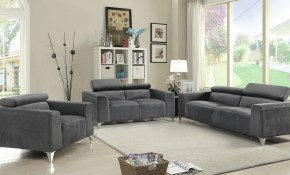 Stefan Configurable Living Room Set with 14 Awesome Ways How to Craft Suede Living Room Sets