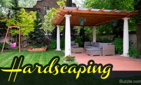 Strikingly Beautiful Hardscaping Ideas For Small Backyards throughout Backyard Hardscape Ideas