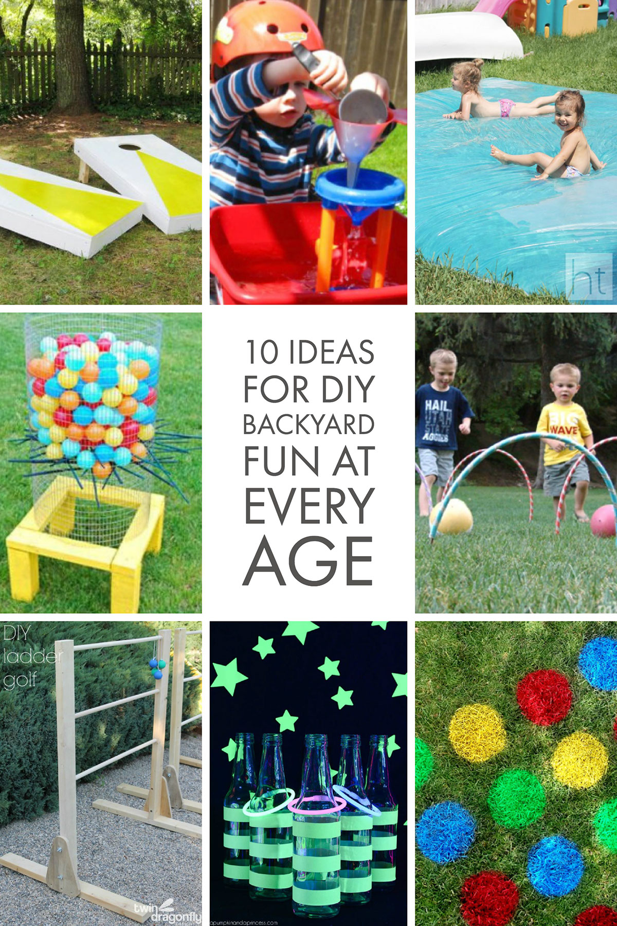 10 Creative Backyard Activities For Kids Nofilter throughout Backyard Kid Ideas