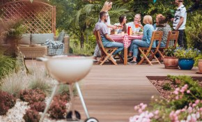 11 Simple Backyard Patio Ideas To Make Your Yard Stand Out Yard Surfer within Inexpensive Backyard Patio Ideas