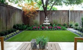 11 Top Minimalist Backyard Landscaping Gallery Home throughout Landscaping Images For Backyard