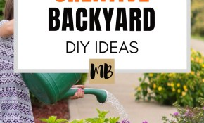 13 Creative Backyard Diy Ideas On A Budget in 11 Awesome Tricks of How to Improve Creative Backyard Ideas On A Budget