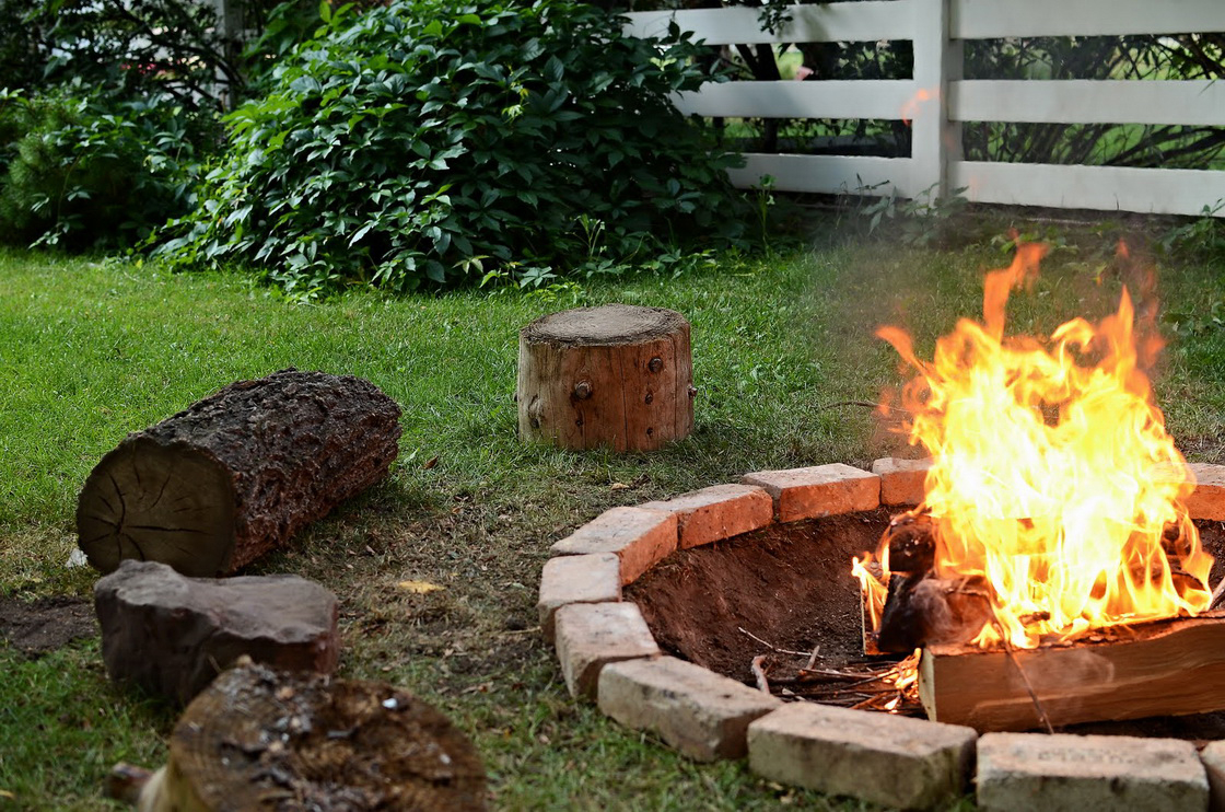 15 Diy Fire Pit Ideas Diy Formula inside Easy Backyard Fire Pit Ideas