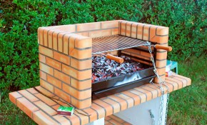 15 Inspiring Bbq Design Ideas Lovethegarden with regard to 14 Some of the Coolest Initiatives of How to Craft Backyard Built In Bbq Ideas