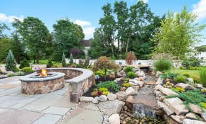 15 Stone Fire Pits To Spark Ideas inside 14 Smart Initiatives of How to Makeover Backyard Fire Pit Ideas Landscaping