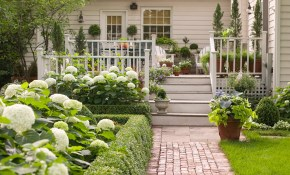 16 Simple Solutions For Small Space Landscapes inside Landscaping Ideas For Small Backyard