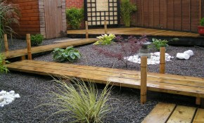 20 Backyard Landscapes Inspired Japanese Gardens within Japanese Garden Ideas For Backyard