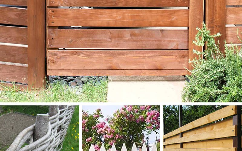 24 Best Diy Fence Decor Ideas And Designs For 2019 regarding 14 Clever Concepts of How to Improve How To Build Backyard Fence