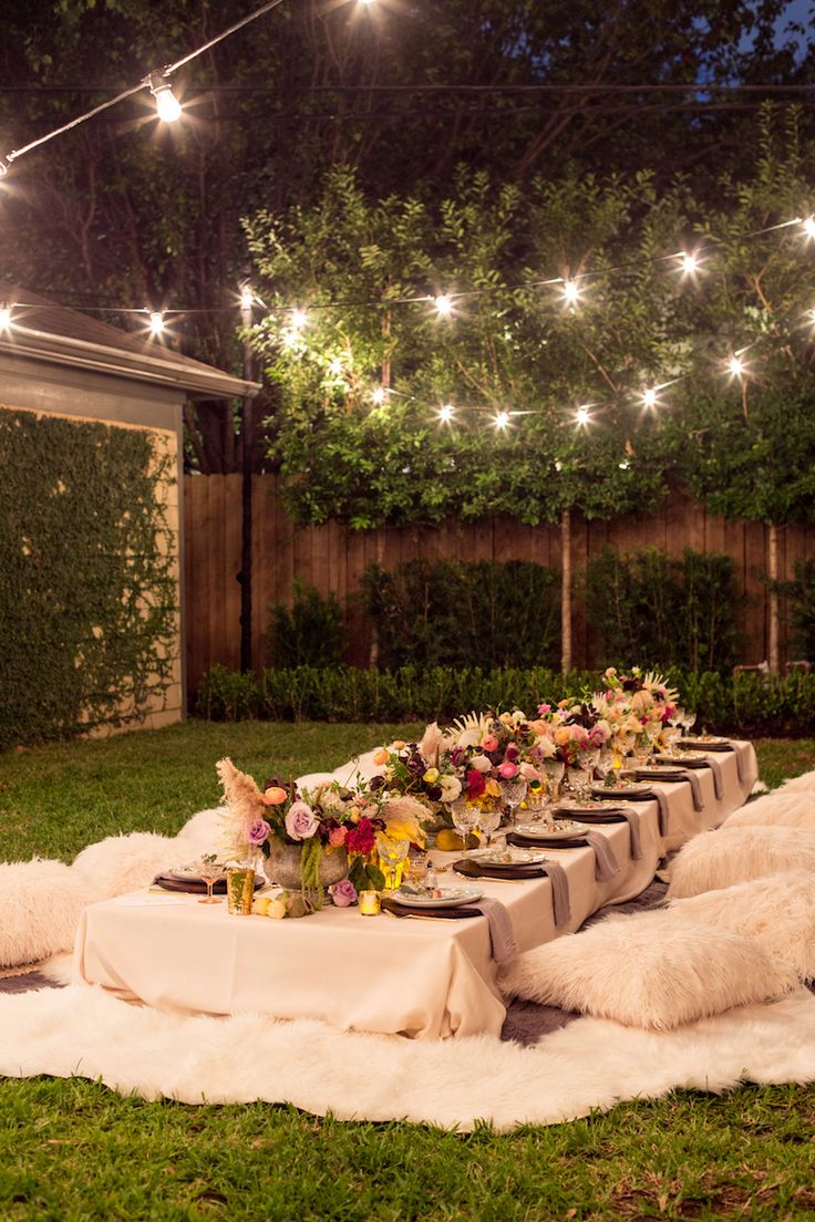 25 Best Ideas About Backyard Birthday Parties On within 11 Clever Designs of How to Makeover Backyard Birthday Decorations