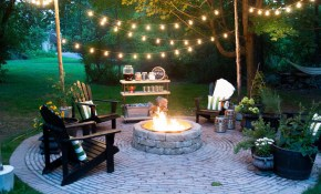 27 Best Backyard Lighting Ideas And Designs For 2019 for 13 Genius Tricks of How to Craft Backyard Lights Ideas