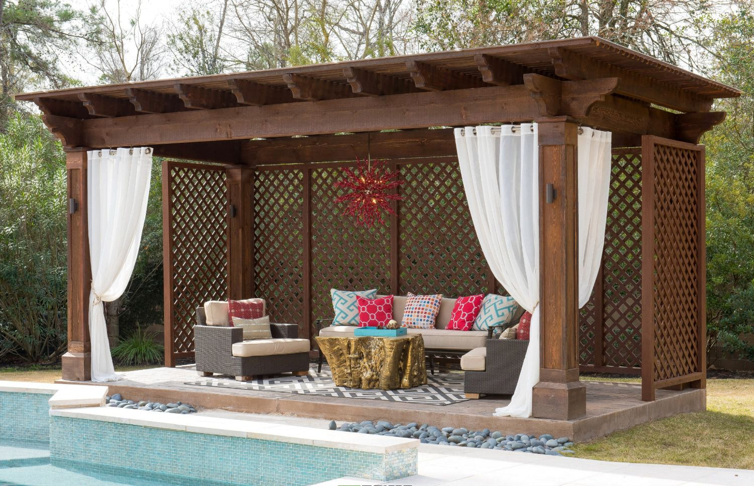27 Gorgeous Gazebo Design Ideas for 13 Awesome Concepts of How to Build Gazebo Ideas For Backyard