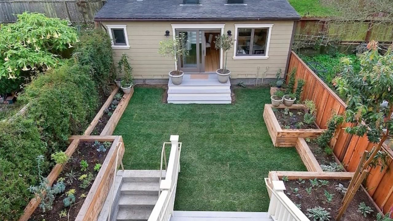 27 Small Backyard Ideas On A Budget throughout Small Backyard Ideas On A Budget