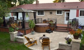 30 Diy Patio Ideas On A Budget Wartaku inside Backyard Ideas On A Budget Patios