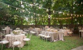 30 Loveable Backyard Wedding Ideas Decorations Worldecorco throughout 11 Genius Concepts of How to Upgrade Wedding Backyard Ideas