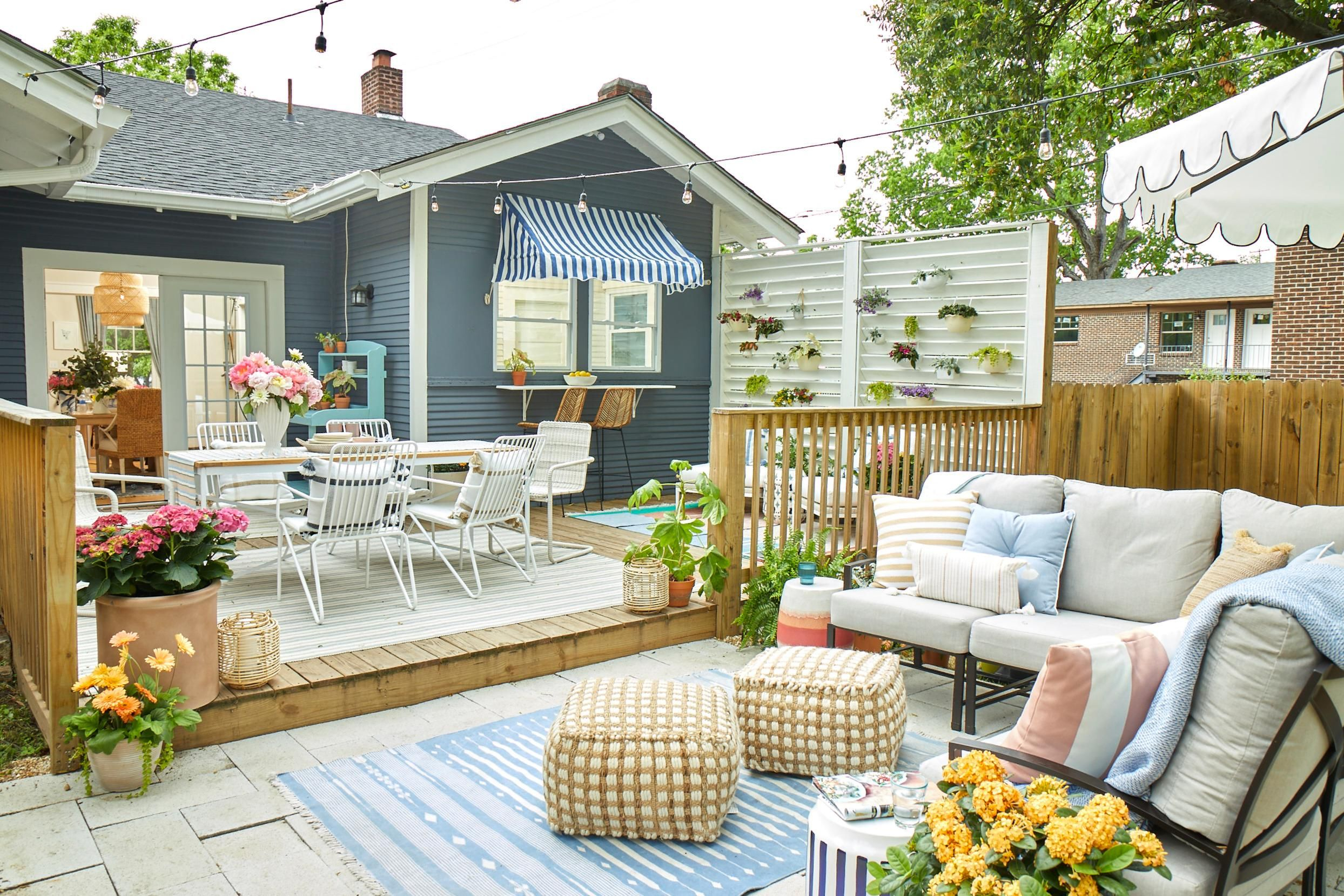 35 Best Patio And Porch Design Ideas Decorating Your Outdoor Space in Backyard Patios Ideas