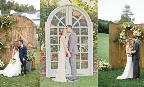 35 Rustic Old Door Wedding Decor Ideas For Outdoor Country with regard to 15 Awesome Designs of How to Craft Backyard Country Wedding Ideas