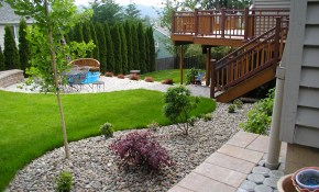 40 Awesome Stock Backyard Landscaping Ideas Best Fence New with Backyard Design Landscaping