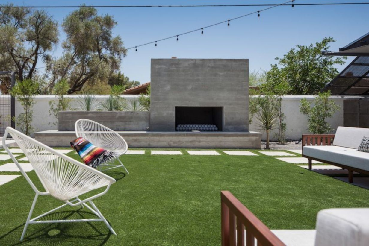 46 Most Beautiful Mid Century Modern Backyard Design Ideas throughout 15 Awesome Concepts of How to Make Modern Backyard Design Ideas