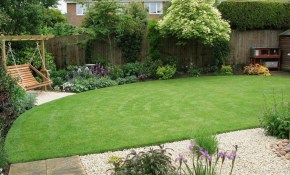 50 Backyard Landscaping Ideas To Inspire You in 11 Genius Ideas How to Improve Backyard Landscape Photos
