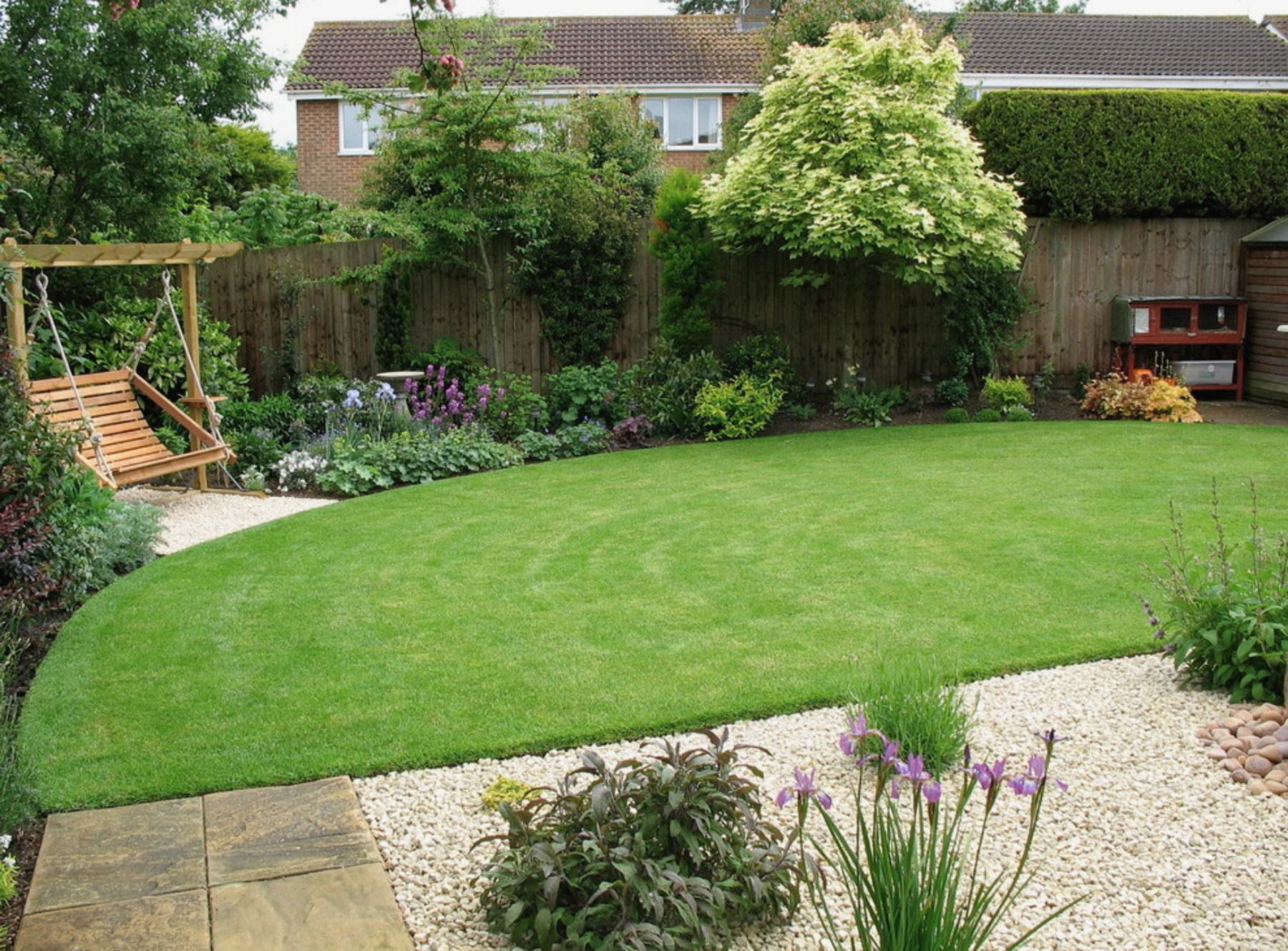50 Backyard Landscaping Ideas To Inspire You with regard to Backyard Landscape Pictures
