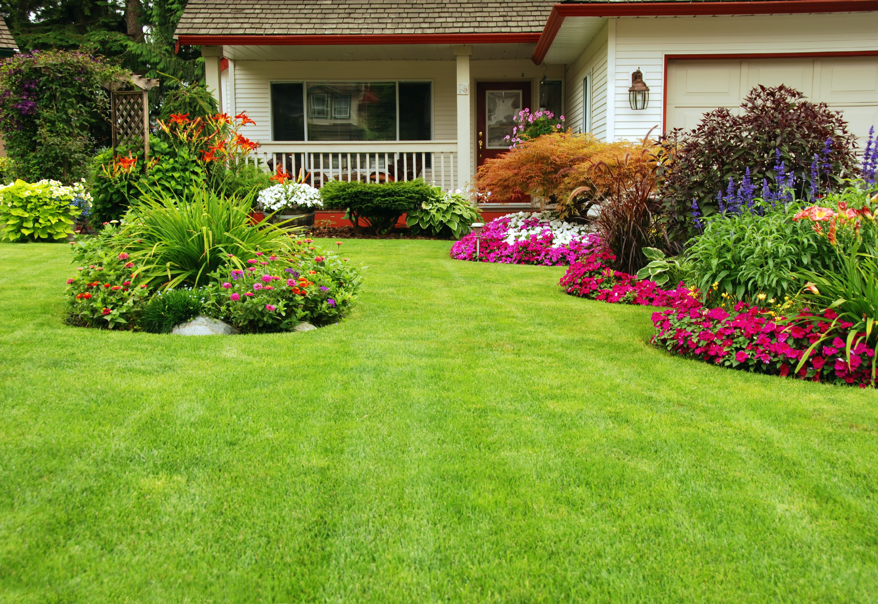 50 Best Backyard Landscaping Ideas And Designs In 2019 with regard to 12 Awesome Tricks of How to Make Landscaping Ideas For Backyards