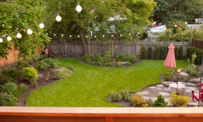 50 Inexpensive Privacy Fence Design Ideas Wartaku for Ideas For Backyard Fences