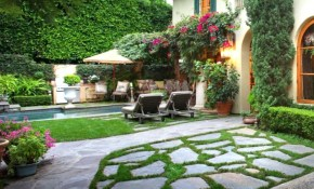 57 Landscaping Ideas For A Stunning Backyard Part 2 within Backyard Landscape Photos