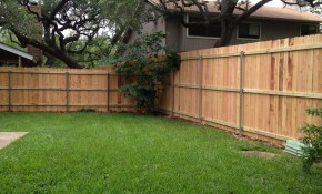 6 Foot To 8 Foot Privacy Fence On Steel Posts Home regarding Privacy Fencing Ideas For Backyards