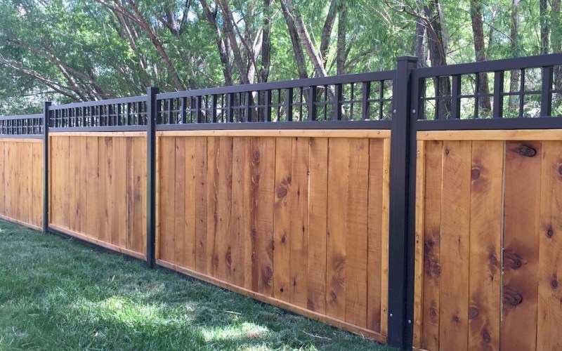 7 Top Privacy Fencing Ideas For Backyards Gallery Home pertaining to Privacy Fencing Ideas For Backyards
