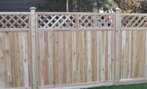 75 Fence Designs Styles Patterns Tops Materials And Ideas inside Fences For Backyards Types