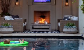 Amazing Outdoor Spaces Top Designers Backyard Pools Pool within 13 Genius Ideas How to Makeover Cheap Backyard Pool Ideas