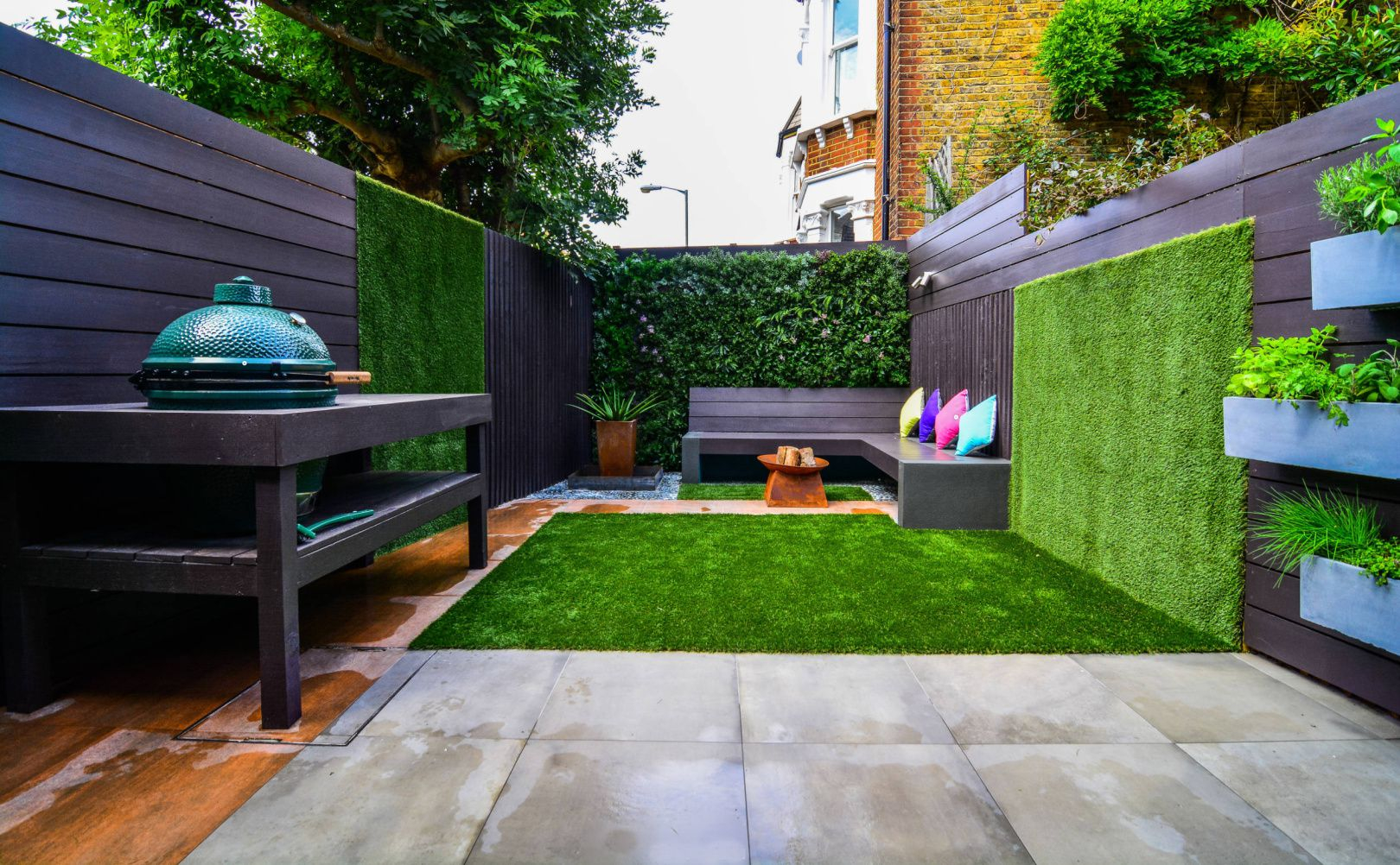 Apartment Building Landscaping Ideas Best Of Creative Ideas within Apartment Backyard Ideas