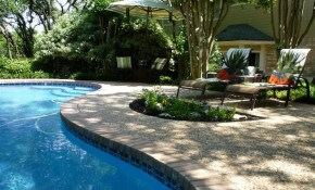 Backyard At The In Ground Perfect Backyard Pool Designs inside 12 Smart Tricks of How to Improve Backyard Pool Designs Landscaping Pools