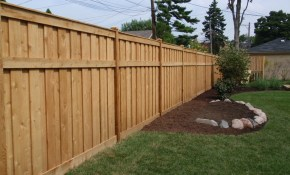 Backyard Fencing Ideas For Your Beautifull Garden Homesfeed regarding 12 Genius Ways How to Make Fencing A Backyard