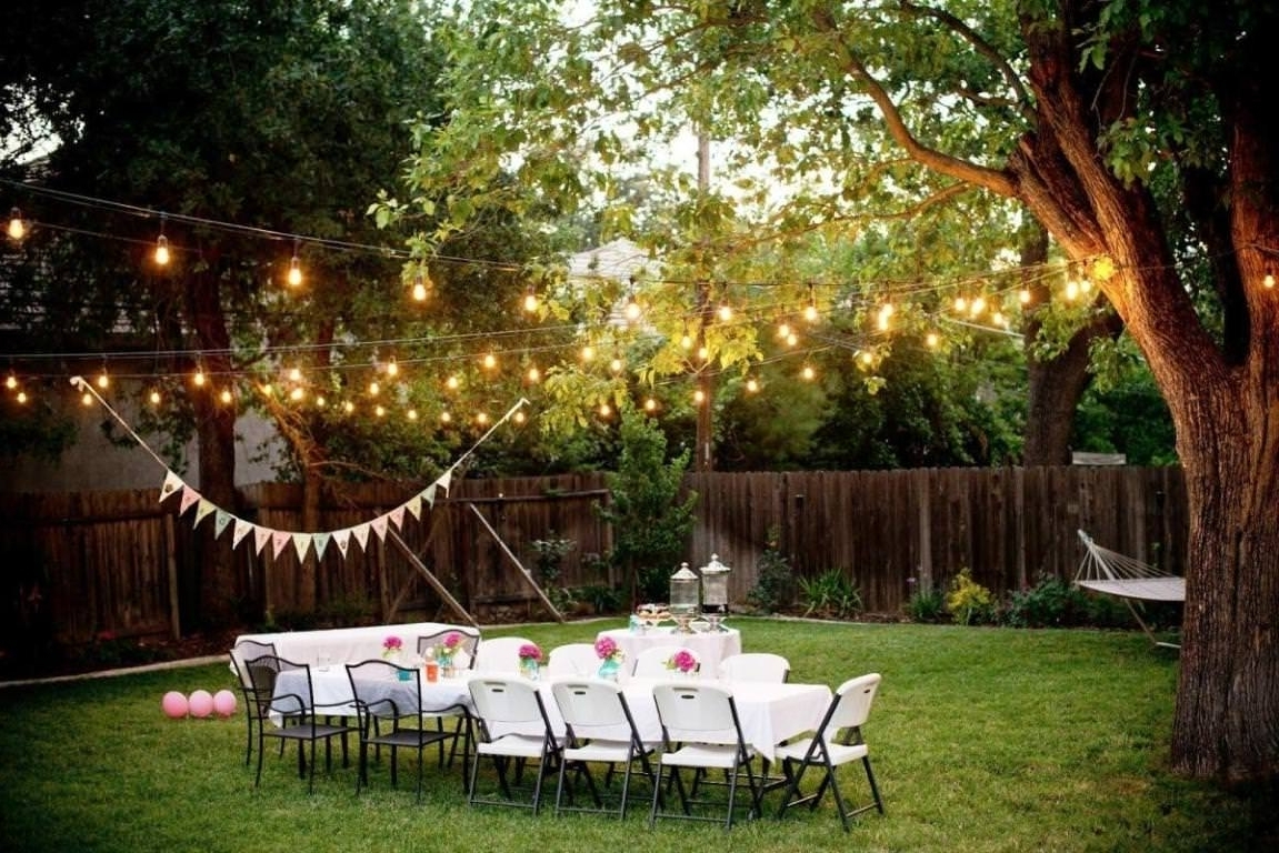 Backyard Garden Wedding Ideas intended for Backyard Garden Wedding Ideas