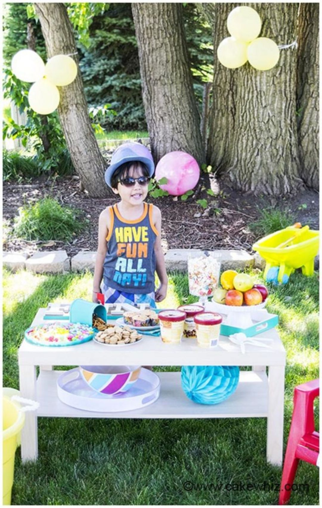 Backyard Kids Summer Party Ideas Awesome Indoor Outdoor for 12 Some of the Coolest Designs of How to Build Backyard Party Ideas For Kids