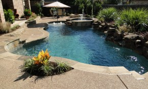 Backyard Landscaping Ideas Swimming Pool Design For The Home regarding Backyard Pool Landscaping Pictures