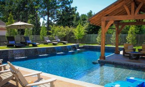 Backyard Living Trends For 2018 Cincinnati Pool And Patio with regard to Backyard Pool Landscaping